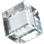Crystal Cube Award Achievement Awards