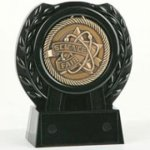 Black Acrylic Medal Holder Achievement Awards