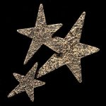 Star Cluster Bronze Accent Achievement Awards