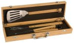 Bamboo BBQ Set Barbecue
