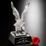 Journey Eagle Black Glass Awards