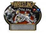 Burst Thru Awards -Wrestling BTX Resin Trophy Awards