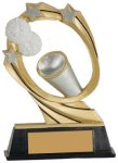 Cheer Cosmic Resin Trophy Cosmic Resin Trophy Awards