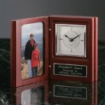 Book Clock Desk Clocks