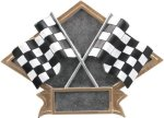Diamond Plate Resin -Racing Diamond Plate Resin Trophy Awards