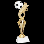 Headline Trophy -Soccer Figure on a Base Trophies
