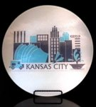 Glass Graphic Cutting Board Kansas City