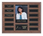 Recognition Pocket Perpetual Photo Plaque Monthly Perpetual Plaques
