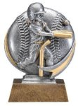 Motion X 3-D -T-Ball Female Motion X Action 3D Resin Trophy Awards