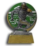 MXG5 Line -Football MXG5 Colorful Resin Trophy Awards