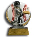 MXG5 Line -T-Ball Male MXG5 Colorful Resin Trophy Awards