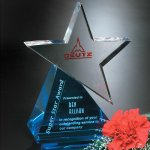 Azure Star Patriotic Awards