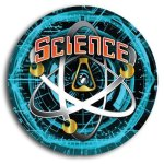 Science School Button Promotional Buttons