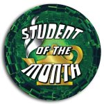 Student of the Month School Button - Copy Promotional Buttons