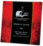 Acrylic Red Plate Sales Awards