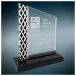 Black Unite Diamond Ice Acrylics Sales Awards
