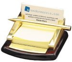 Post It, Pen, Business  Card Holder Secretary Gift Awards