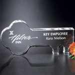 Crystal Key Secretary Gift Awards