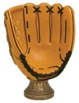 Sport Ball Resin -Baseball/Softball Sport Ball Resin Trophy Awards