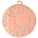 Superstar Medal -Basketball Super Star Medal Awards