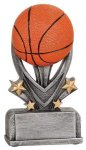 Varsity Sport Resin -Basketball Varsity Sport Resin Trophy Awards